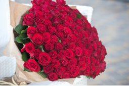 Букеты из 201 роз и более (4)
