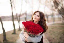 Букеты из 51 розы (12)