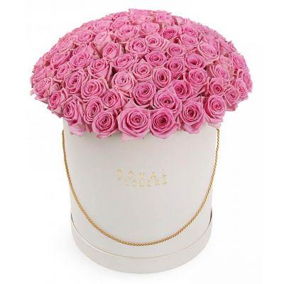 """Коробка цветов """"Моей милой"""""""