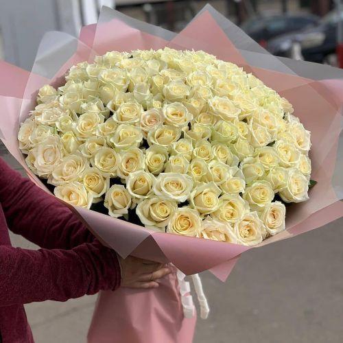 """Букет из 101 розы """" Я влюблён"""""""