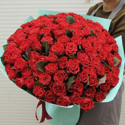 Букет из 101 роза Эль-Торо