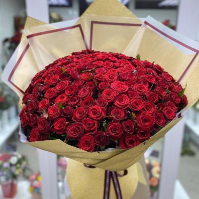 "Букет из роз ""Для тебя"" 151 шт"