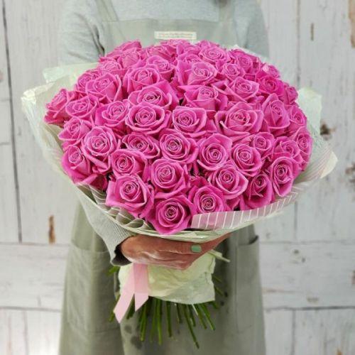 """51 роза Аква """"Маритим"""""""