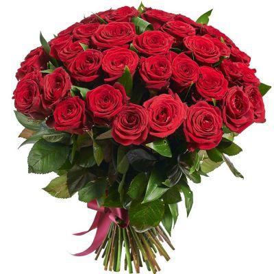 """Красная роза """"Гран При"""" оптом"""