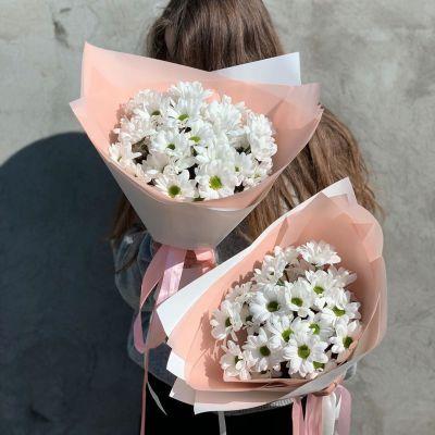 """Хризантемы """" Букет счастья """""""