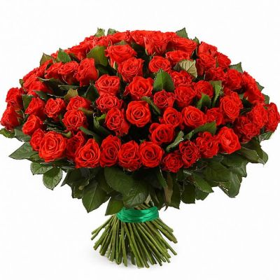 """Красная роза """"Эль Торо"""""""