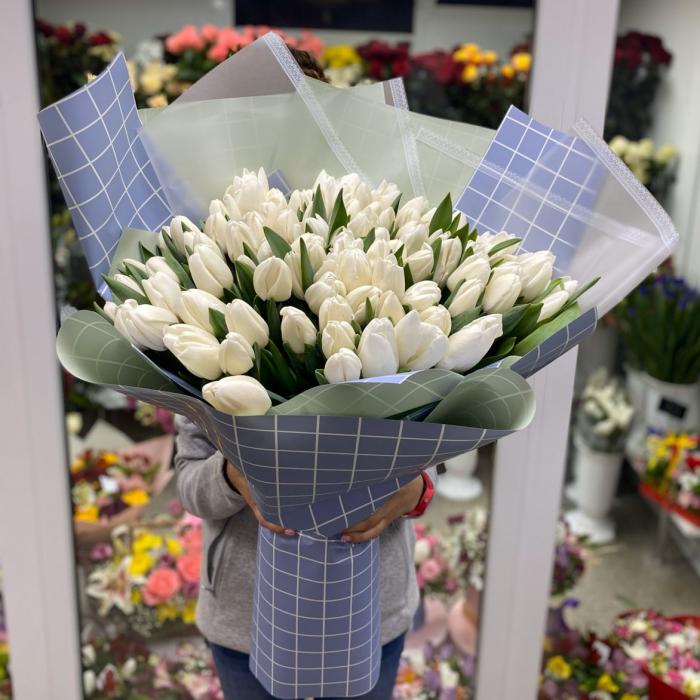 """Тюльпаны """"Заветная мечта"""""""