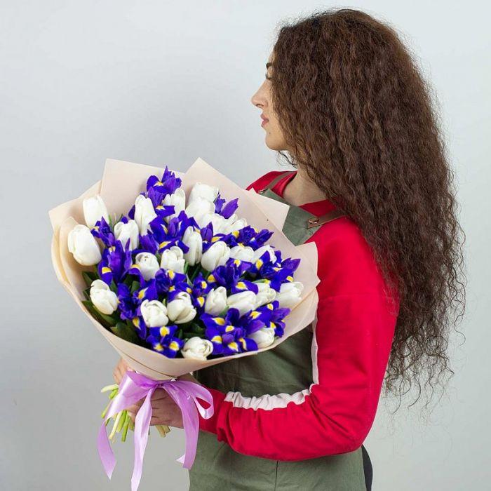 "Тюльпаны "" Цветущий луг"""