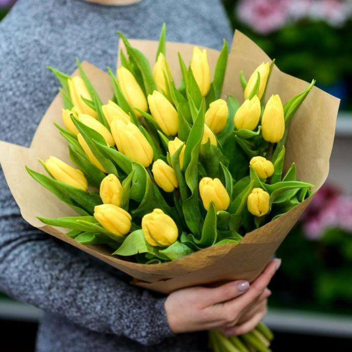 """Тюльпаны """"Весенний ветер"""""""