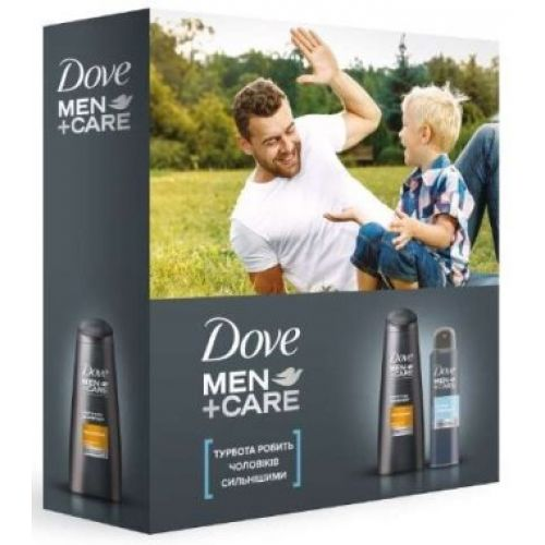 Набор шампунь и дезодорант Dove