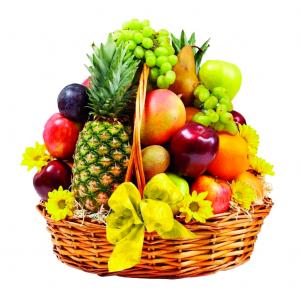 """Корзина фруктов """"Изобилие"""""""