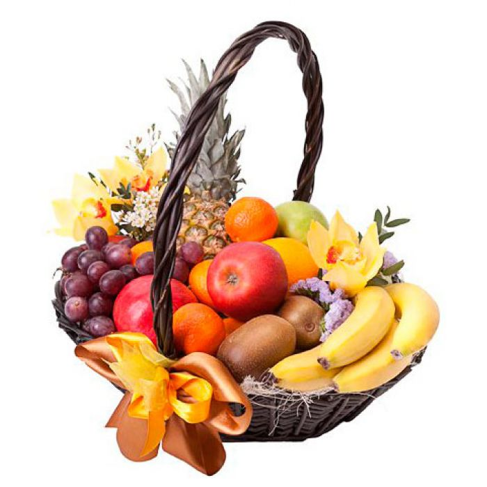 "Корзина фруктов ""Праздник"""